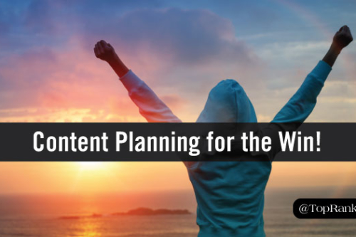 content planning marketing