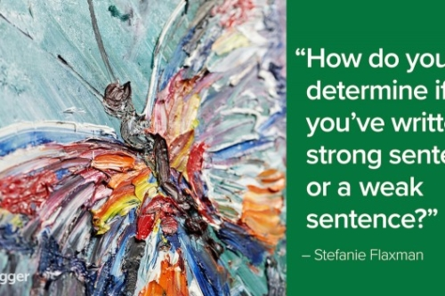 3 ways to craft better sentences