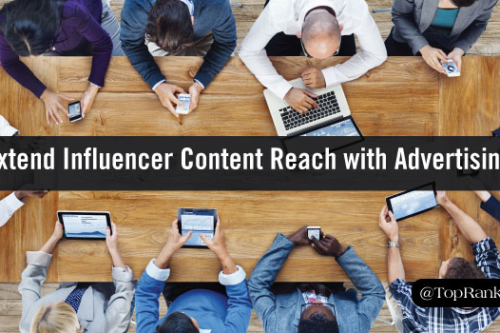 influencer content programs
