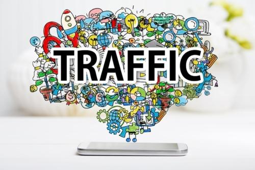 generate 300000 unique blog visitors